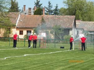 Járási tűzoltóverseny